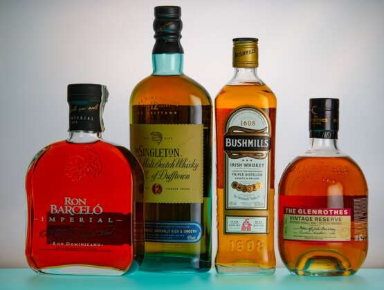 Rodzaje alkoholi